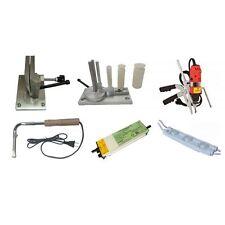 Acrylic Channel Letter Making Starter Bender + Welder+ Slotting Tool+ LED Module