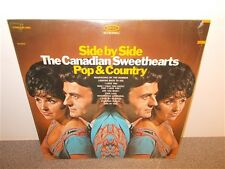 The Canadian Sweethearts . Lucille Starr . Bob Regan . Shrink Wrap Near Mint .LP