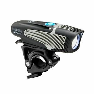 NiteRider Lumina 1200 Boost Headlight - LED Front Bicycle Light - Rechargeable