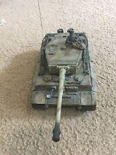 RARE Forces Of Valor Unimax 1:32 German Tiger I Tank Eastern Front, 1944 #80304