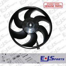 Genuine Refrigeración Ventilación Eléctrico Ventilador del radiador Para Mitsubishi Colt 1355A161 (04-12)