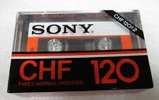 SONY CHF 120 2PACK  JAPAN MARKET № 297