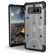Uag Samsung Note 8 Plasma Feather-Light Rugged [Ice] Military Drop Tested Case