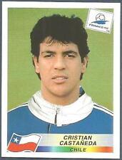 PANINI WORLD CUP FRANCE 1998- #105-CHILE-CRISTIAN CASTANEDA