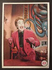 Vintage 1966 Topps Batman Bat Laffs Card #43 set break-Combined shipping