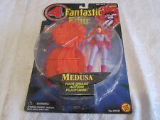 Toy Biz Fantastic Four 4 Medusa Hair Snare Platform Action Figure