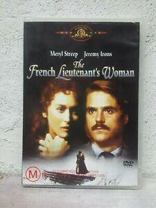 The French Lieutenant's Woman DVD - Meryl Streep, Jeremy Irons - R4
