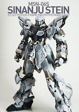 US Seller UC02 MG 1/100 Sinanju Stein Gundam Gunpla Waterslide Decal D.L Dalin