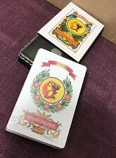 Puerto Rico Spanish Playing Cards Baraja Briscas Naipes Tarot Deck