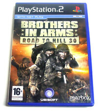BROTHERS IN ARMS ROAD TO HILL 30 - PS2 PLAYSTATION -3307210188939- MODENA
