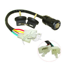 On Off Light Key Switch For Zongshen 190cc Engine Dirt Pit Motor Bike Motorcycle