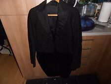 Lovely Edwardian White Tie Evening Dress Tailcoat size 36""