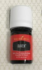 Young Living RAVEN Essential Oil - 5ml - 100% Pure Therapeutic Grade NEW