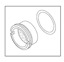 Sight Glass Kit for Air Techniques