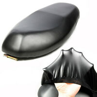 Motorcycle Black Seat Cushion Cover Waterproof Dust UV Protector Scooter Size L