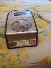 Cuisinart ICE-100 Compressor Ice Cream and Gelato Maker 1.5qt!!!