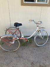 Vintage Streamliner 300 adult tricycle
