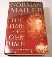 The Time of Our Time - SIGNED by Norman Mailer - 1st Ed. / 1st Printing (B244)