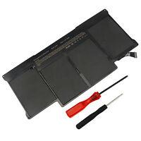 Battery for Apple A1377 A1369 Macbook Air 13'' A1405 A1466 A1496 661-5731 MC503