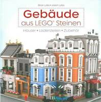 Lyles: Gebäude aus LEGO Steinen, Häuser-Ladenzeilen-Zubehör Handbuch/Ratgeber