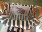 Longaberger 1993 All Star Trio-Red, White and Blue Americana basket