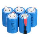 caldo 5 XPC NiCd/NiMh 4/5 SubC Sub C 1.2V 2200mAh Batteria Ricaricabile