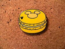 Macaron Disney Pin - WDW - 2015 Hidden Mickey Series - Yellow