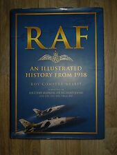 RAF : An Illustrated History from 1918 by Roy C. Nesbit (1998, Hardcover)