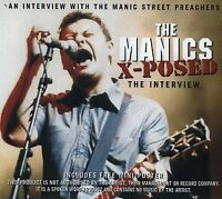 Manic Street Preachers - The Manics X-Posed: Interview [CD]