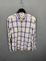 LEVI'S Shirt - Large - Slim Fit - Check - Great Condition - Men's