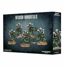 Games Workshop #49-10 Warhammer Necron Immortals New In Original Box