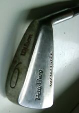☆ wilson patty berg 6er hierro palo de golf cup defender diestro, vintage ☆