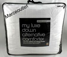Department Store My Luxe Down Alternative King Comforter Medium Weight