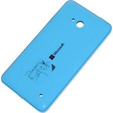 Nokia Cover Copri Batteria Originale Per Lumia 640 LTE Blu Coperchio Posteriore