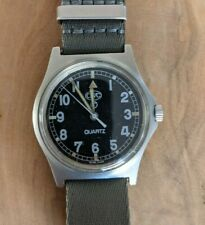 CWC G10 Military watch - 0552 - Navy issue 1990 - In great condition