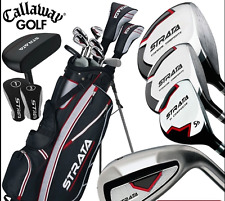 Golf Club Set For Men Callaway Complete Best Right Handed Storage Bag 12 Piece