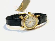 Vintage Pierre Bideaux Quartz Ladies Wrist Watch TwoTone N.O.S(PB-1119)