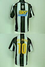 large JUVENTUS FOOTBALL SHIRT SOCCER JERSEY ITALIA JUVE 2004 DEL PIERO 10