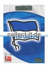 Topps Bundesliga Chrome 14/15 216 - Hertha BSC