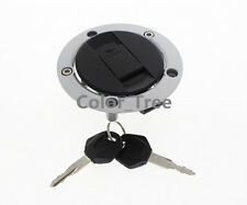 Fuel Gas Tank Cap With Key For SUZUKI GSF1250S Bandit 07–12 GSF650S Bandit 2005