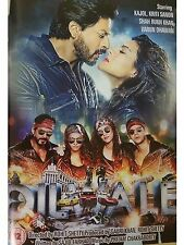 Dilwale (2015) - Shah Rukh Khan, Kajol, Varun Dhawan - bollywood hindi movie dvd