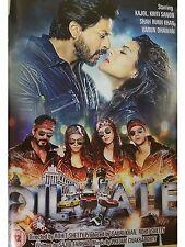 Dilwale (2015) - Shah Rukh Khan, Kajol, Varun Dhawan - bollywood hindi movie dvd