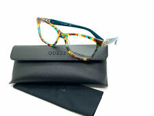 Guess Women's Blue Eyeglasses with case GU 2492 055 52mm