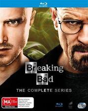 Breaking Bad (Blu-ray, 2014, 15-Disc Set)