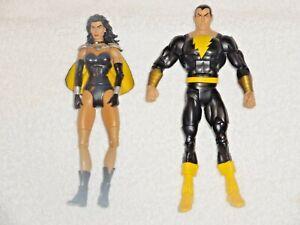 DC Classics Universe figure lot 6