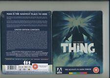 New & Sealed - The Thing - OOP Arrow Video Steelbook 5027035017617