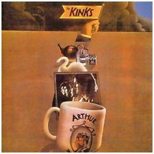 The Kinks - Arthur (Or The Decline of British) NEW CD