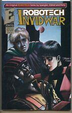 Robotech Invid War 1992 series # 10 near mint comic book