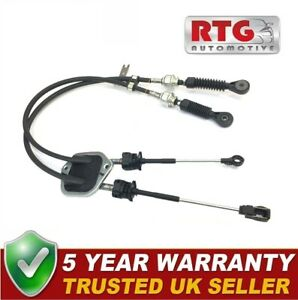 Gear Linkage Cables Set For Peugeot 107 Citroen C1 Toyota Aygo 1.0 2005-2014