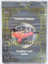 SHADOWFIST Trading Card Game Limited Edition Deck NEW